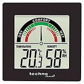 Thermo-Hygrometer (Digital, Breite: 88 mm)