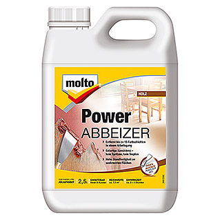 Molto Abbeizer Power (2,5 l)