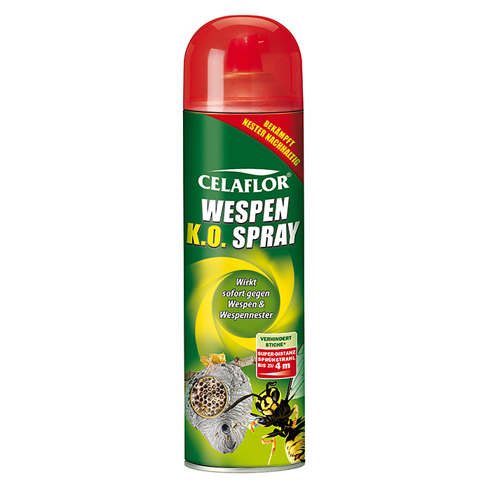 WESPEN K.O. SPRAY   500 ml              CELAFLOR