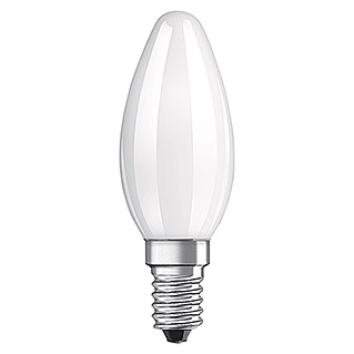 Osram LED-Leuchtmittel Retrofit Classic B (3 W, E14, Warmweiß, Nicht Dimmbar, Matt)