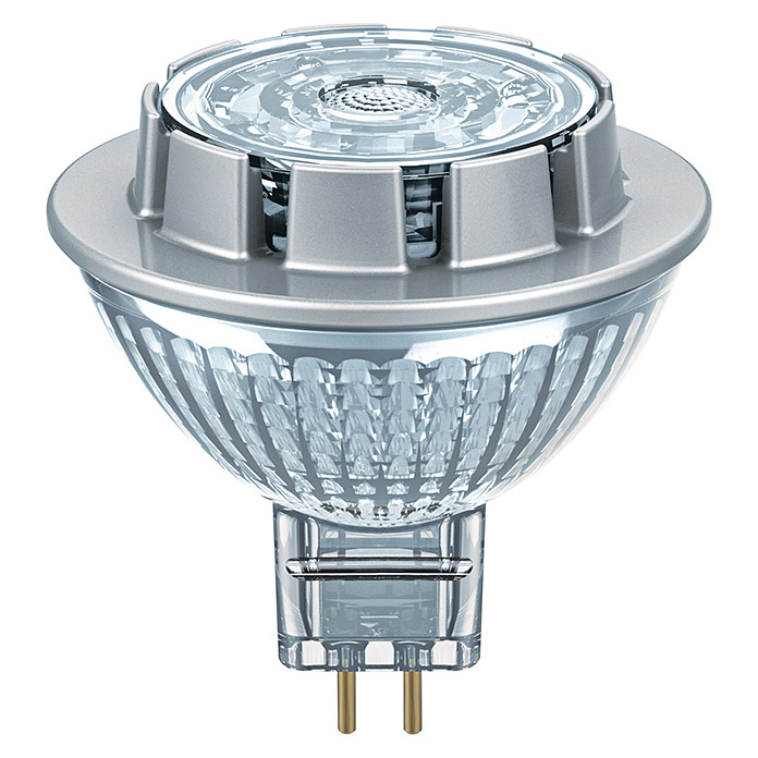 Osram LED-Reflektorlampe Superstar MR16 (Warmweiß)