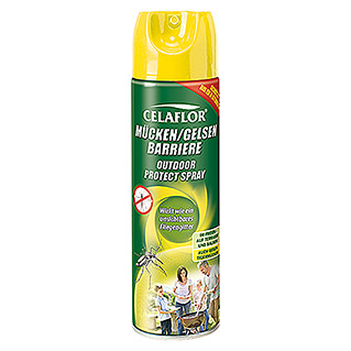 Celaflor Ungezieferspray Mücken/Gelsen Barriere-Outdoor (400 ml)