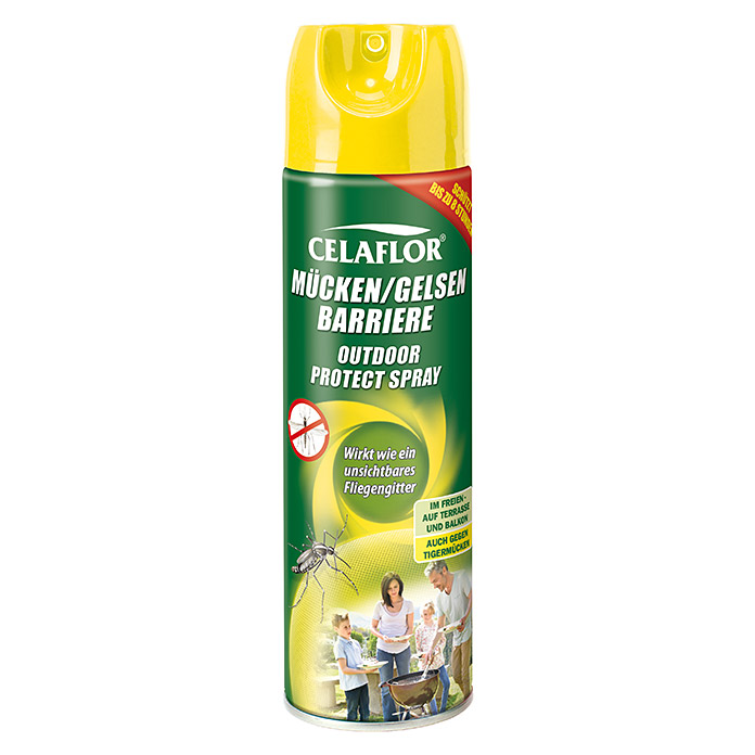 MÜCKEN/GELSEN BARR-IERESPRAY 400 ml    CELAFLOR