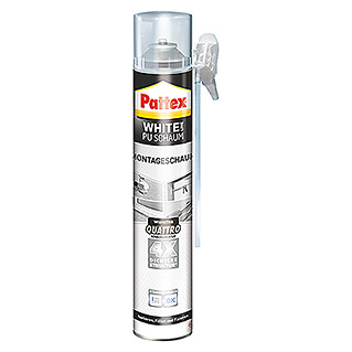 Pattex PU-Montageschaum White Line (750 ml)