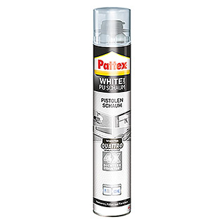 Pattex Pistolenschaum White Line (750 ml)