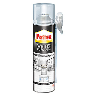 Pattex PU-Montageschaum White Line (500 ml)