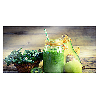 GLASBOARD 80X40cm  Green Smoothie