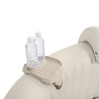 Intex Soporte para bebidas (Específico para: Intex Whirlpools Pure Spa 77/79)