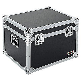 Wisent Musik- & Transportbox Musik-Case (XL, 620 x 525 x 425 mm, 135 l)