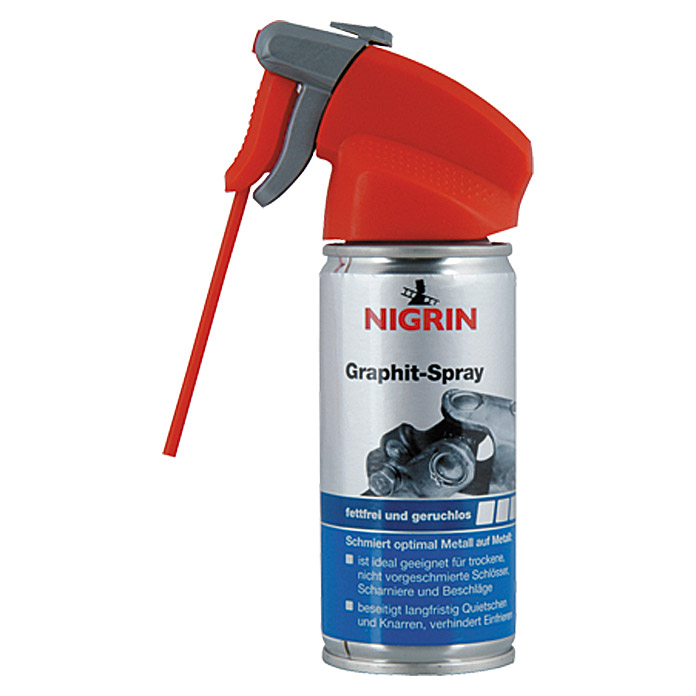 Nigrin Graphit-Spray (100 ml)