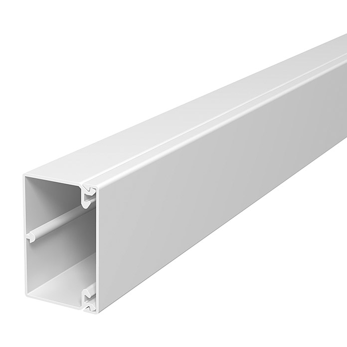 OBO Kabelgoot (2 m x 40 mm x 60 mm, Zuiver wit)