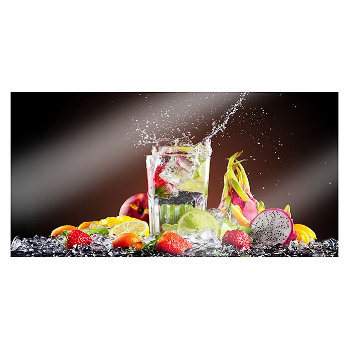 Cucine Kuchenruckwand Cocktail Splash 80 X 40 Cm Starke 6 Mm