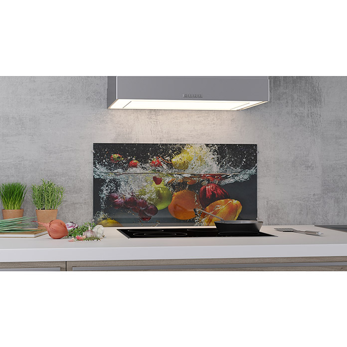Cucine Kuchenruckwand Fruit Splash 80 X 40 Cm Starke 6 Mm
