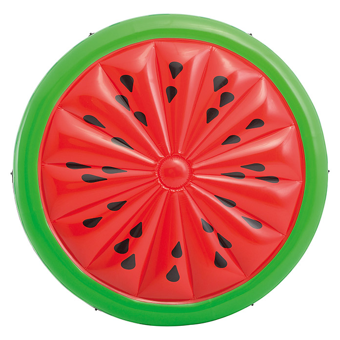 Intex Luftmatratze Watermelon Island (183 x 23 cm) -