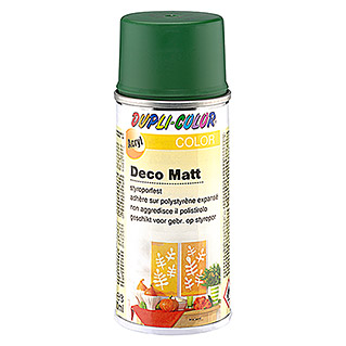 Dupli-Color Color Deco Matt Acryllackspray RAL 6002 (Laubgrün, 150 ml, Matt)