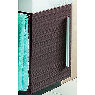 Riva Stella K welcome Waschtischunterschrank (24 x 44 x 60 cm, Darkoak, Matt)