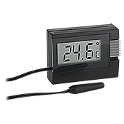 DIG. MAX-MIN-THERMOMTHERMOMETER SCHWARZ