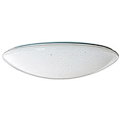 Tween Light Luz de techo LED Skyler Midi (Potencia: 85 W, Blanco cálido, 77 cm, Opal)