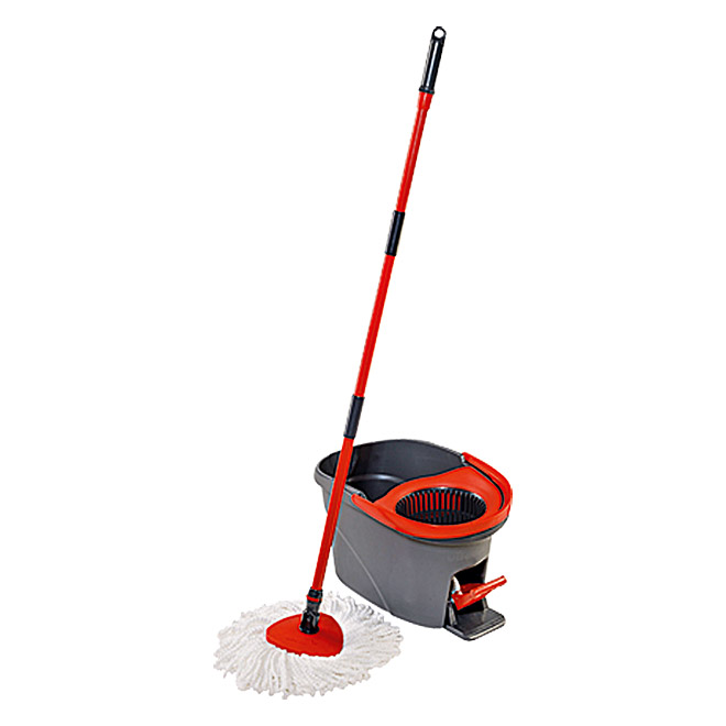 Vileda Easy Wring+Clean Wischmop-Set