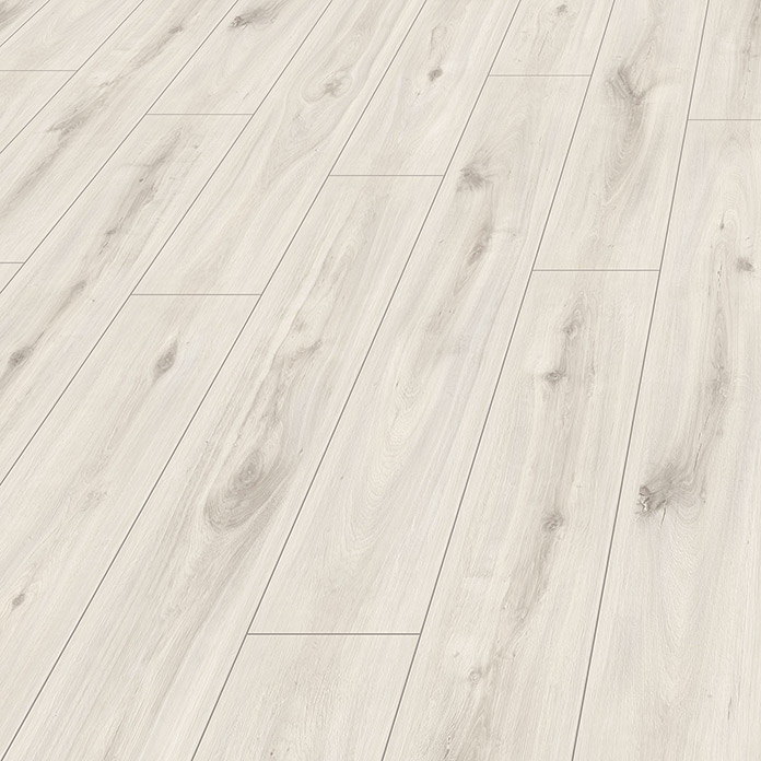 MyStyle MyArt Laminado AC5-33 Roble Misty Plains (1.285 x 192 x 12 mm, Casa rural)