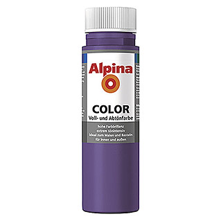 Alpina Vollton- & Abtönfarbe Color (Sweet Violet, 250 ml)