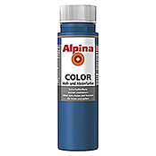 Alpina Vollton- & Abtönfarbe Color (Cool Blue, 250 ml)
