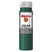 Alpina Voll- und Abtönfarbe Color (Deep Green, 750 ml)