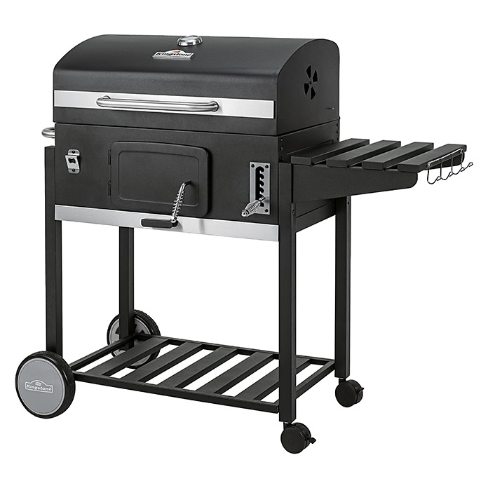 Kingstone Grillwagen Black Angus Aktion Bei Bauhaus Angebot