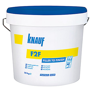 Knauf Feinspachtel Filler 2 Finish  (20 kg)