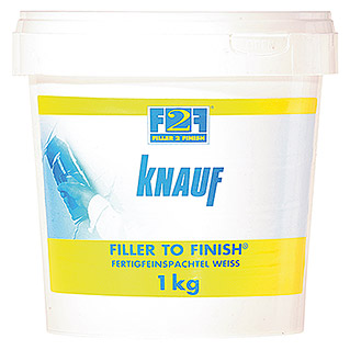 Knauf Feinspachtel Filler 2 Finish  (1 kg)