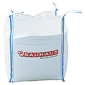 BAUHAUS Putz-Mauersand Big-Bag (1.000 kg, Körnung: 0 mm - 6 mm)