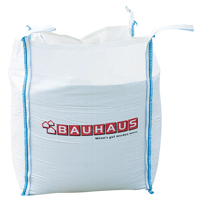 BAUHAUS Estrichsand Big-Bag (1.000 kg, Körnung: 0 mm - 4 mm)