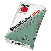 Baumit Steinkleber plus (25 kg, Körnung: 0 - 1 mm)