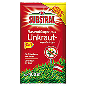 Substral Rasendünger plus Unkrautvernichter 2in1 (14 kg)