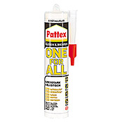 Pattex Montage-Kleber One for All Crystal (290 ml)