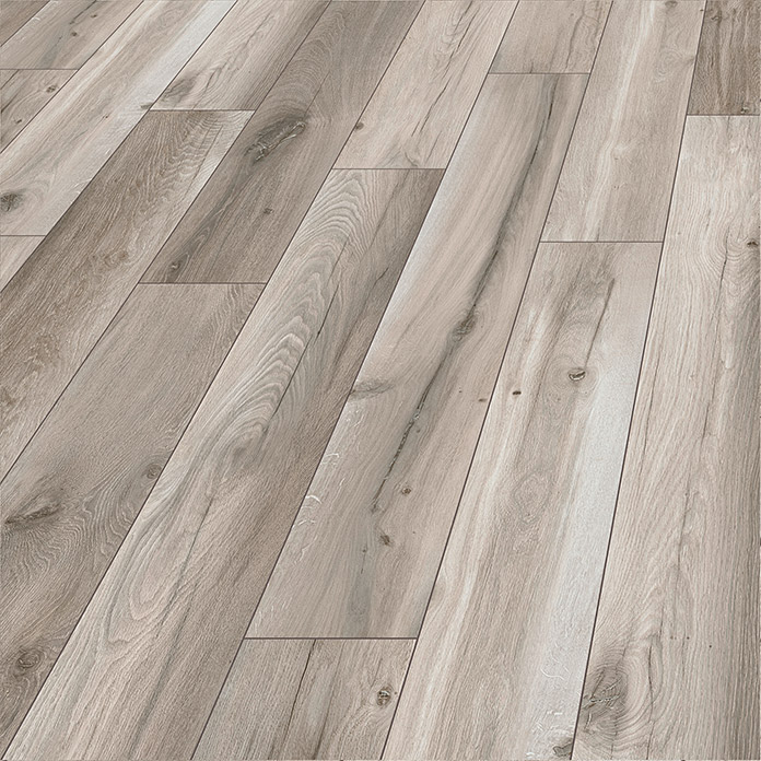 MyStyle MyDream Laminado AC5-33 Roble Wilderness (1.285 x 192 x 14 mm, Efecto madera campestre)