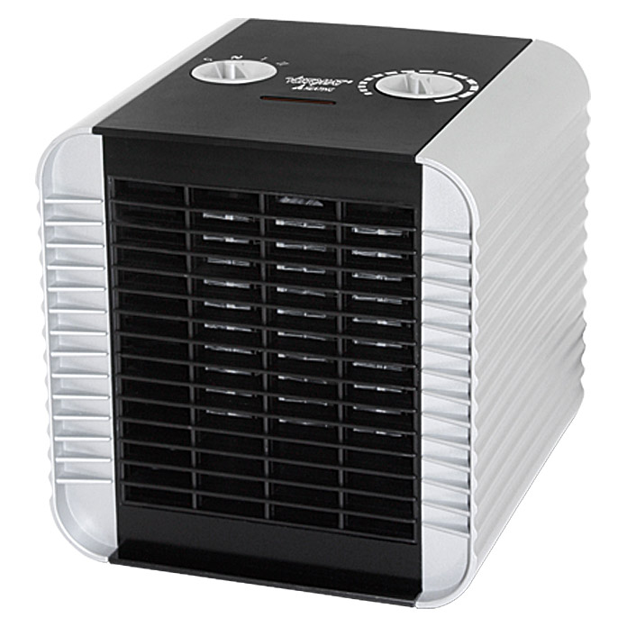 KERAMIK HEIZLUEFTER 1500W CUBE THERMOST.VOLTOMAT H