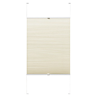 Expo Ambiente Wabenplissee (B x H: 50 x 130 cm, Beige)
