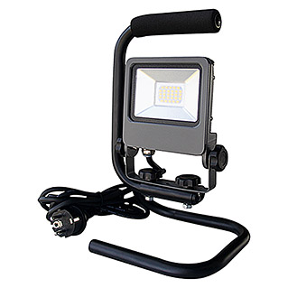 Osram Proyector de LED Floodlight (20 W, Negro, Asa de transporte, IP65)