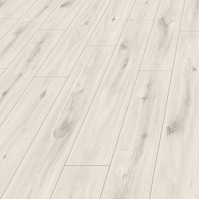 MyStyle MyArt Laminat Misty Plains Oak (1.285 x 192 x 12 mm, Landhausdiele)