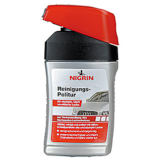 NIGRIN REINIGUNGS-  POLITUR 300 ml