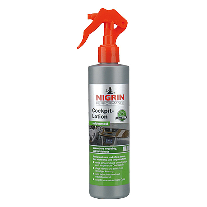 NIGRIN COCKPIT-     LOTION 300 ml