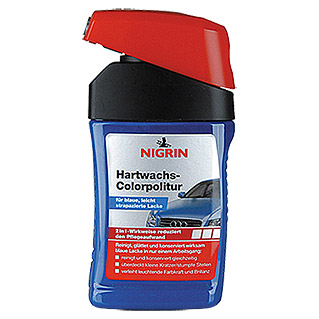 Nigrin Hartwachs-Colorpolitur (Blau, 300 ml)
