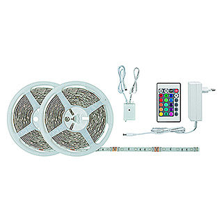 Paulmann Led-strip SimpLED Set RGB (10 m, Kleurwisselingen, RGB, 28 W)