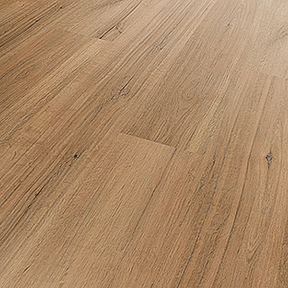Star Clic Vinylboden Markham Oak Light (1.210 x 190 x 5 mm, Landhausdiele)