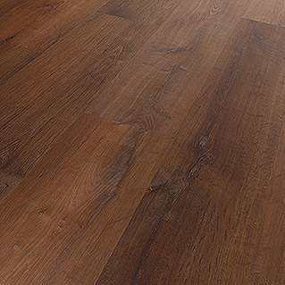 Star Clic Vinylboden More+ Golden Oak Brown (1.210 x 220 x 5 mm, Landhausdiele)