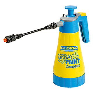 Gloria Druksproeier Spray & Paint Compact (1,25 l)