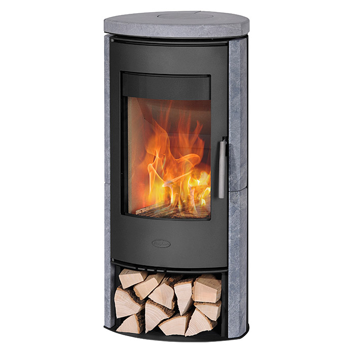 fireplace kaminofen zanzibar 5 kw raumheizverm gen 90 m verkleidung speckstein schwarz. Black Bedroom Furniture Sets. Home Design Ideas