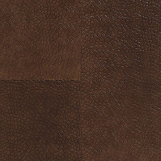 Handmuster Ledo Waran Choco (280 x 160 x 10,5 mm, All over)