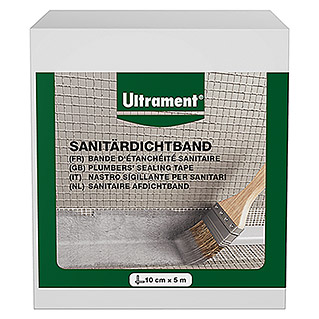Ultrament Sanitärdichtband Do it (Geeignet für: Do IT Bauplatten, 5 m x 10 cm)